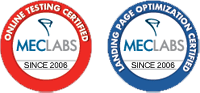 MEC Labs | Marketing Sherpa landing page certification