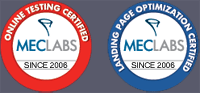 MEC Labs Certified in Online Testing & Landing Page Optimization