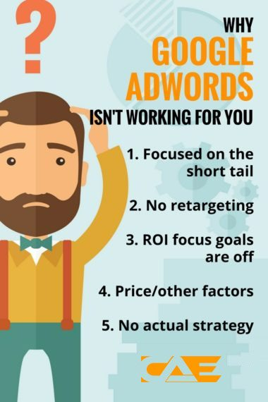 why Google adwords are not working for you