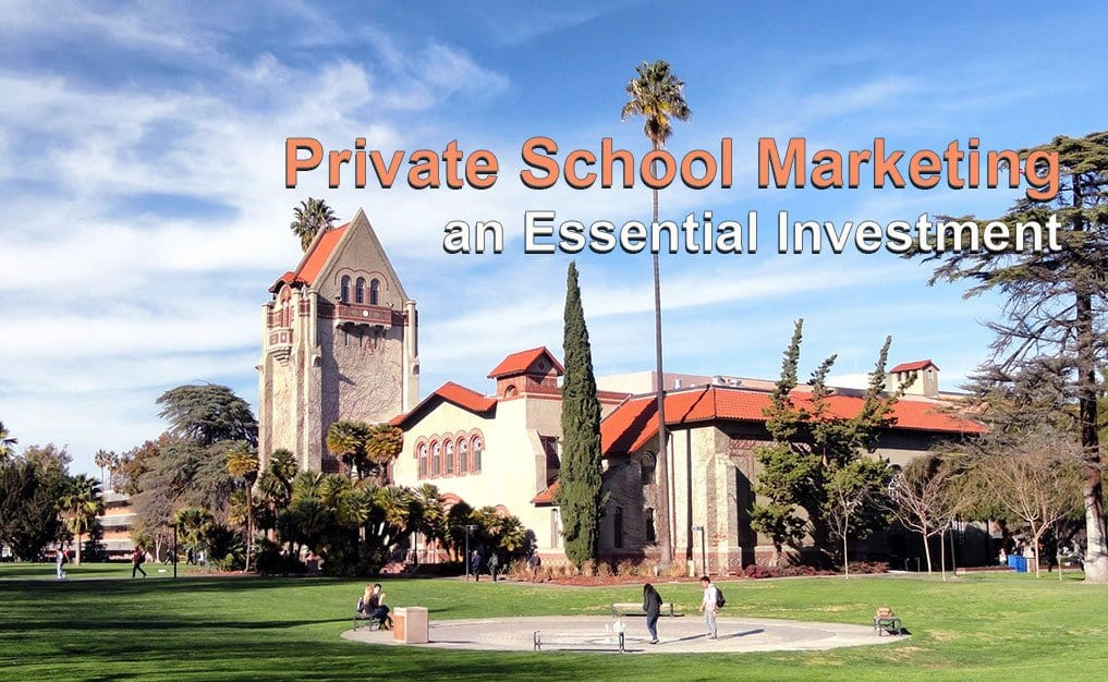 Private School Marketing – an Essential Investment