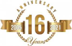 16 Years Anniversary - Digital Marketing Agency